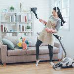外出自粛の時はお家の掃除を!ストレス解消にも効果あり!